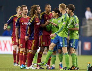 Real Salt Lake - Seattle Sounders