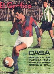 Casa, le seul joueur manchot de l'histoire du football mondial