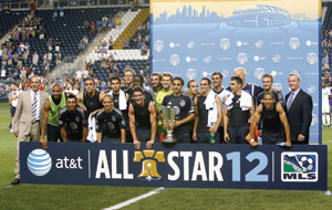 AT&T MLS All Star Game - Chelsea v MLS All Stars