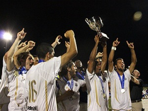 In 2013, the Aztex won the PDL.